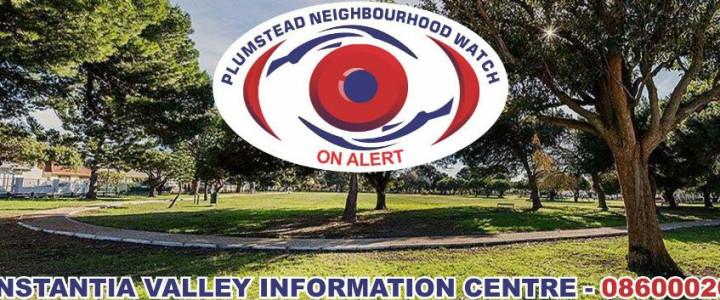 Plumstead Neighbourhood Watch (PNW)