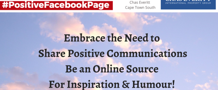 #PositiveFacebookPage criteria for this Blog / Website