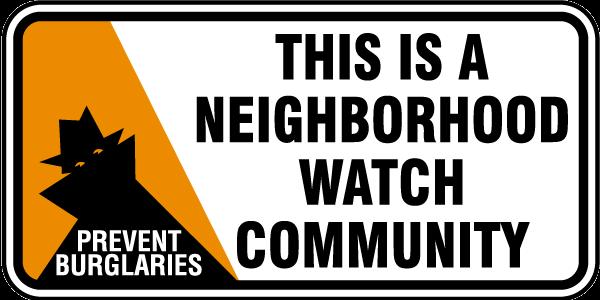 Neighbourhood Watches can operate under alert level 3
